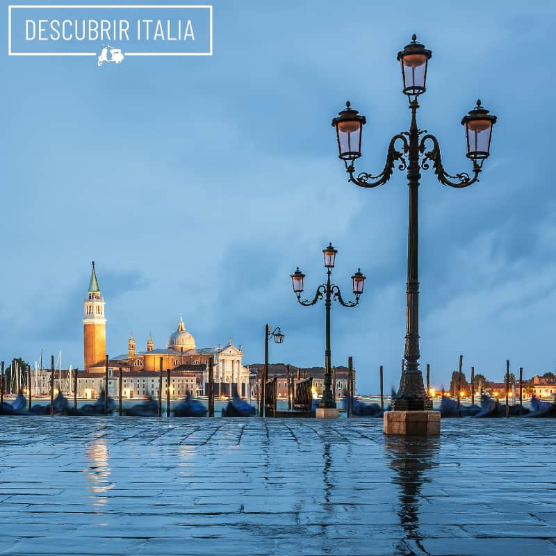 Cinco Curiosidades sobre Venecia